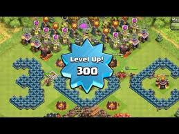Clash Of Clans Level Up Chart Highest Max Level 300 Player Capped Exp Mission Accomplished Clash Of Clans