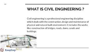 civil engineering assignment help  3 what is civil engineering