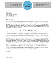 Modern Circle Cover Letter For Pages Free Iwork Templates