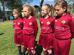 ROMA CALCIO FEMMINILE » Le nostre under 12 onorano il ...