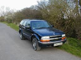 1999 Chevrolet Blazer - Information and photos - ZombieDrive