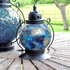fascinating garden decoration with moroccan lanterns stained glass lanterns moroccan style decor garden decoration