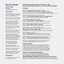 Resume Writing Companies Best Of Elegant Resume Writing Examples