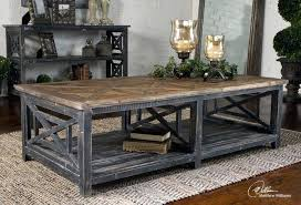 ... Wooden Coffee Table For Sale In Jhb Large Square Reclaimed Wood Coffee  Table Large Dark Wood ...