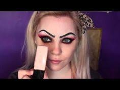 bride of chucky tiffany makeup tutorial shlemonade makeup you