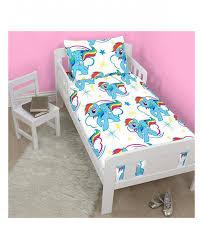 my little pony dash 4 pt bedding set right home