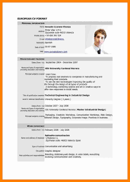 Latest Format For Resume Latest Format Resume For Freshers Malaysia Doc Download 24 24 18