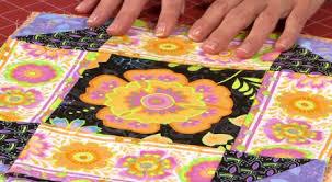 Tuesday Tutorials: Fussy-Cutting Fabric Motifs - The Quilting Company & Block Tuesday Tutorials: Fussy Cutting Fabric Motifs Adamdwight.com