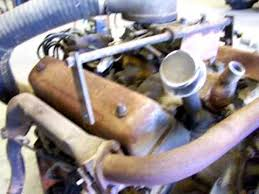 y block ford engine 272 292 312