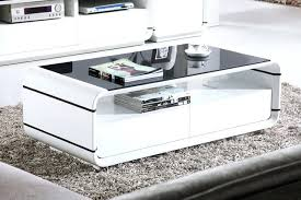 high gloss coffee table vista white uk
