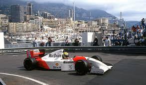1993 McLaren-Ford MP4/8A Formula 1 racing car - Namaste Car