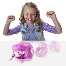 zoomer-hedgiez-gift-idea-for-girls-6-7- Fun \u0026 Unique Gift Ideas Girls - Ages 6, 7, 8