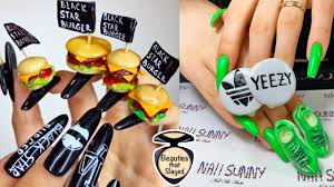 Fast Food Nail Designs