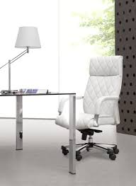 office chair genuine leather white. Chair Office Pad Black Stool White Computer Genuine Leather Fluffy