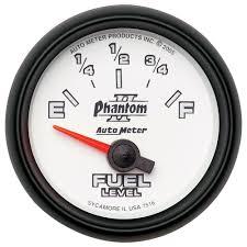 Autometer Gauge Light Sponsored Ebay Autometer 7516 Phantom Ii Electric Fuel