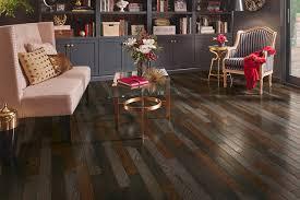 Hardwood Floors Living Room Interesting Awesome Dark Wood Floor Oak Flooring F C Certified Wide Antiqued