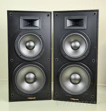 vintage klipsch bookshelf speakers. vintage klipsch bookshelf speakers