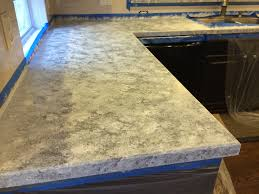 Sponge Painting Countertops Envirotex Lite Everythings Better With Sparkles