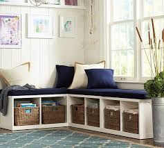 Shaped Pottery Barn Build Your Own Modular Banquette Pottery Barn
