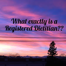 Becoming a Registered Dietitian   Happy Dietitian MISSION Portsmouth