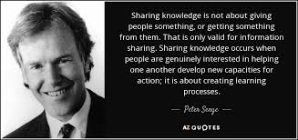 Knowledge Quotes Unique TOP 48 SHARING KNOWLEDGE QUOTES AZ Quotes