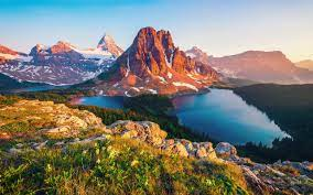 Mountains Landscape Wallpaper HD ...