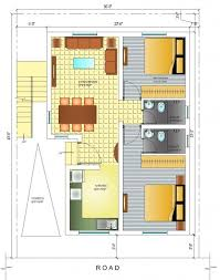 30x40 beautiful x house plans in bangalore sq ft house designs