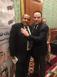"""صور.. تامر عبد المنعم يحتفل بصدور كتابه """"مذكرات فلول"""" الصادر عن دار سما -  اليوم السابع"""