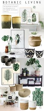 Forest green ideas - Botanic living: Here are my favorite products to  achive that. I love the plant trend.