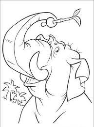 Personaggio Di Mowgli E Il Libro Della Giungla Da Colorare Per I