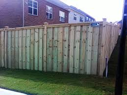 wood privacy fences. Custom Scalloped Privacy Fence Wood Fences