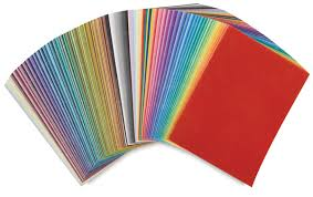 Color Aid Chart Color Aid Papers