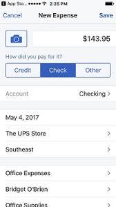 Recording Simple Expenses In Quickbooks Online Tax Advisory