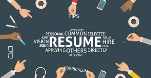 5 Tips To Write An Effective Resume You Are Your Resume