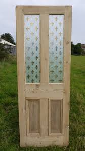 we also have a stunning selection of stained glass and normal etched glazed doors for both internal and external purposes