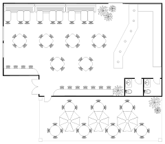 Restaurant Hostess Seating Chart Planning Your Restaurant Floor Plan Step By Step Instructions