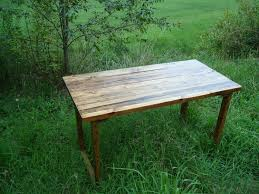 Barnwood Kitchen Table Dining Table Wood Table Reclaimed Barnwood Table Rustic Wood