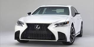 2018 lexus all models. wonderful lexus 2018 lexus ls 500 fsport with lexus all models
