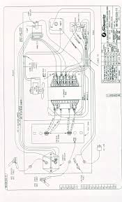 Marine battery charger wiring diagram