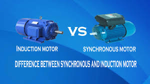 induction motor vs synchronous motor difference between synchronous and induction motor you