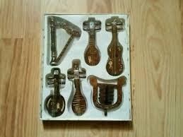 Original Handmade Holz Christbaumschmuck Instrumente Neu U Ovp In Brandenburg Neuruppin Ebay Kleinanzeigen