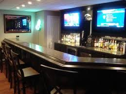 basement sports bar ideas. Finished Basement Bar | My Newly Sports Bar, This Space Was In Ideas T