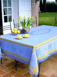 french tablecloths round tablecloth french jacquard blue tablecloths round french country round tablecloths