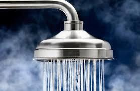 Image result for hot shower
