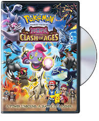POKEMON MOVIE 18: HOOPA & THE CLASH OF AGES - POKEMON MOVIE 18: HOOPA & THE  CLASH OF AGES 1 DVD: Amazon.de: DVD & Blu-ray