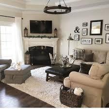 Comfy Living Room Design