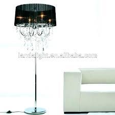 floor chandelier stand black chandelier floor lamp floor lamp chandelier four light white beaded floor stand