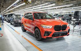 Five Millionth Bmw Built In The U S