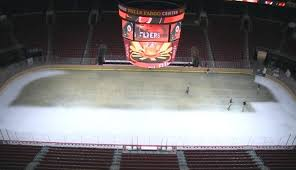 flyers rink hockey rug ice