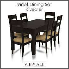 6 seater dining set six seater dining table and chairs regarding six seater dining table and